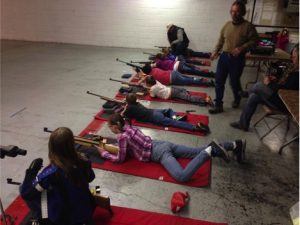 Four Corners Rifle and Pistol Club Junior Shooters 01