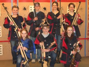 Four Corners Rifle and Pistol Club Junior Shooters 03