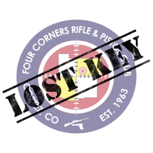 Four Corners Rifle and Pistol Club lost key