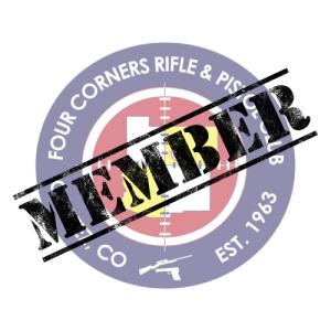 Four Corners Rifle and Pistol Club regular membership