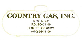 website ad Country Gas